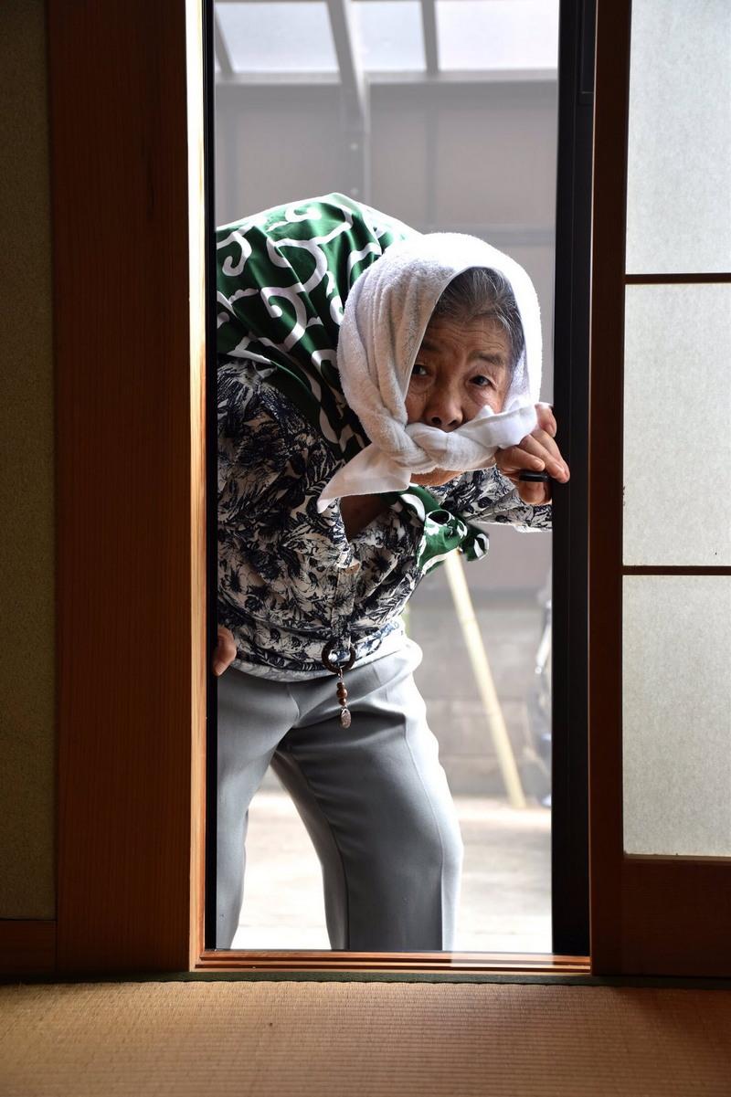 Забавные автопортреты от 89-летней японки