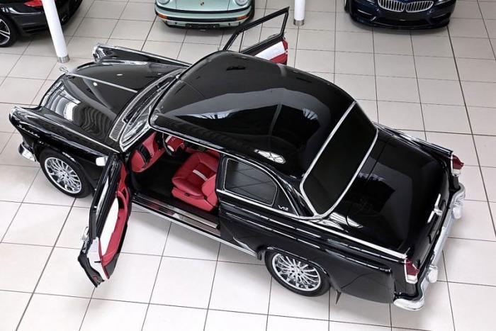 В Германии продают необычный ГАЗ-21 по цене спорткаров