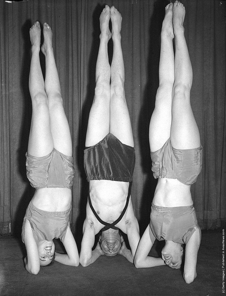 Какой была йога в прошлом веке