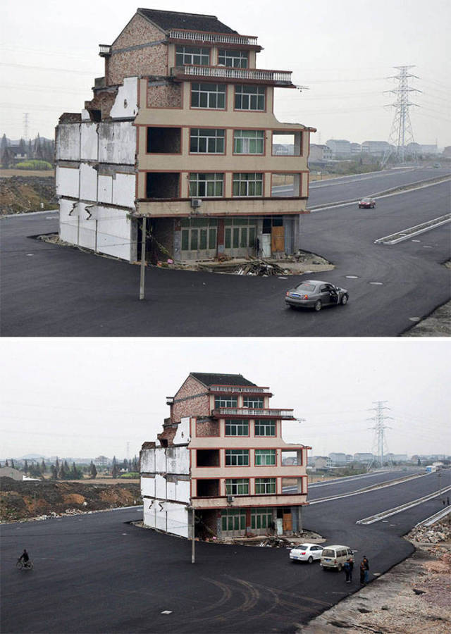 Неуступчивые хозяева домов