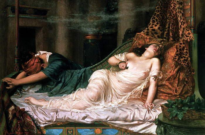 10 любопытных фактов о жизни Клеопатры