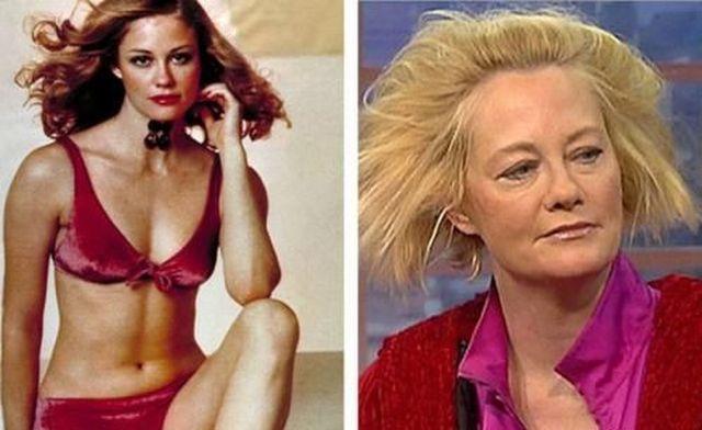 Постаревшие актрисы и певицы: тогда и сейчас
