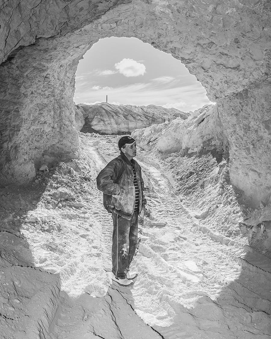 Жизнь в подземной норе