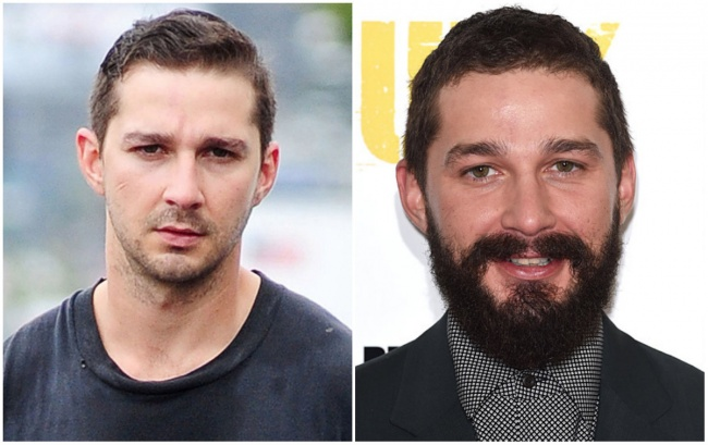 Как борода меняет знаменитых мужчин