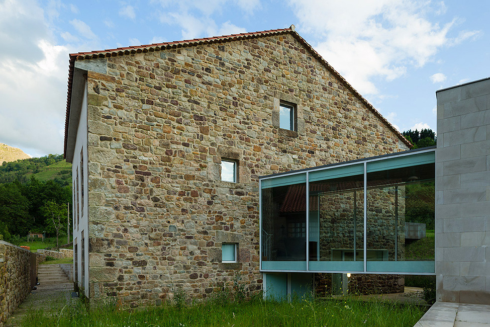 Восстановление старого дома в Испании