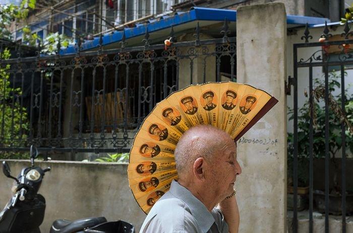 Забавные уличные фотографии от Тао Лю