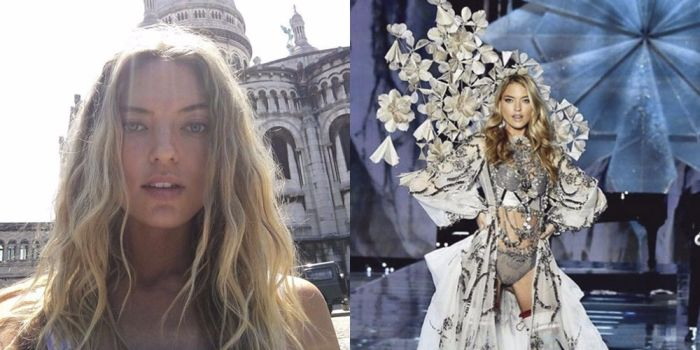 Ангелы Victoria's Secret в жизни и на подиуме