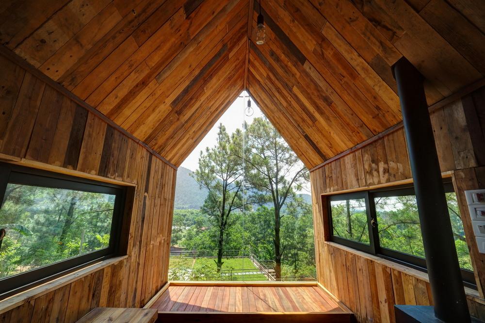 Домик для отдыха во вьетнамских горах