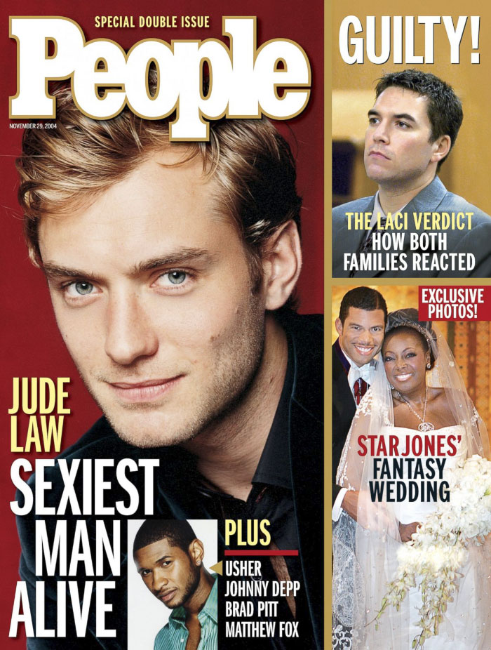 Самые сексуальные знаменитые мужчины с 1990 по 2017 год по версии журнала People