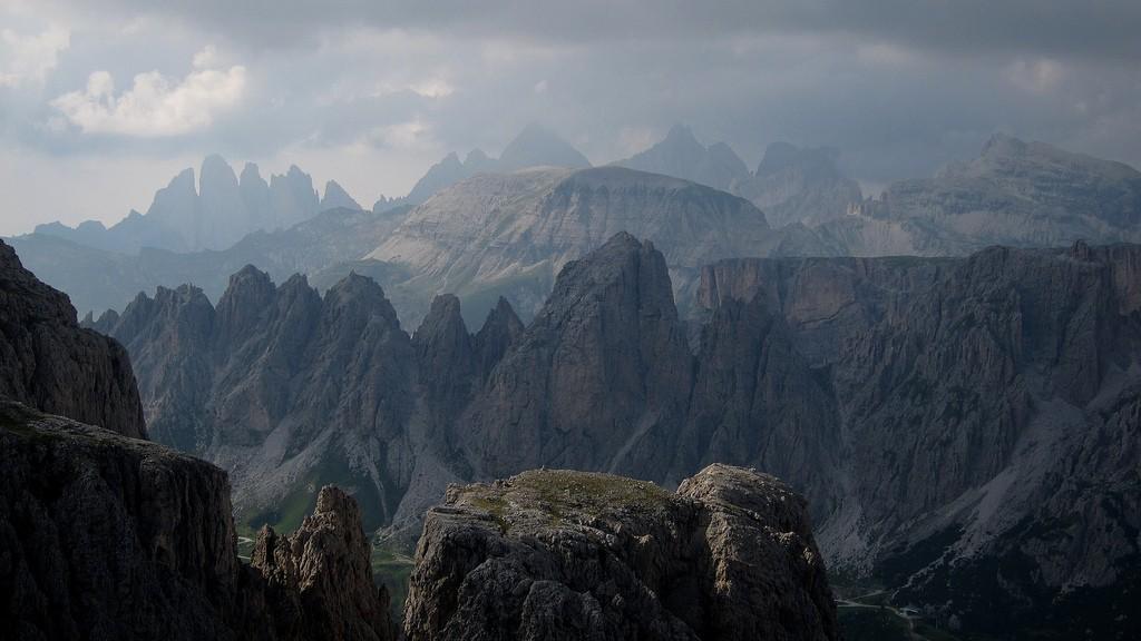 Уникальные места с грандиозной природой