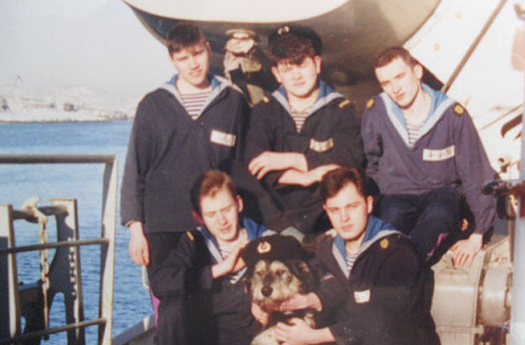 Усатые-хвостатые помощники моряков на кораблях
