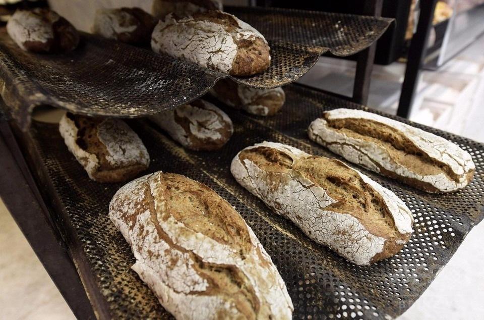 В Финляндии пекут хлеб из сверчков