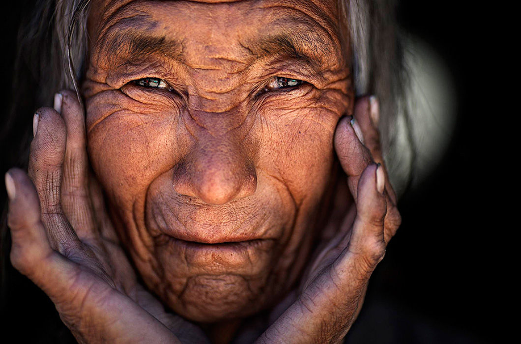 Выразительные портреты от Алессандро Бергамини