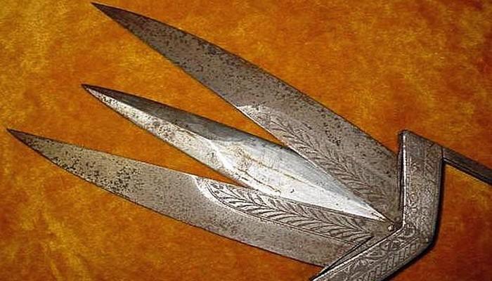 Необычные и экзотические виды древнего оружия