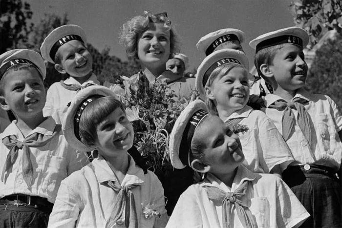 Ностальгические снимки советского фотографа Семёна Фридлянда