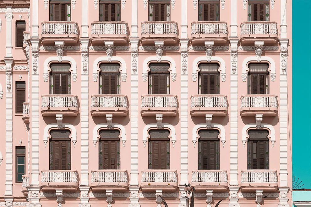 Архитектурные фотографии от Сальвадора Куэвы