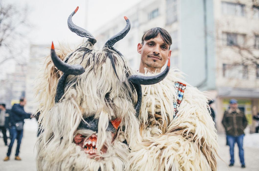 Кукер — новогодний праздник в Болгарии