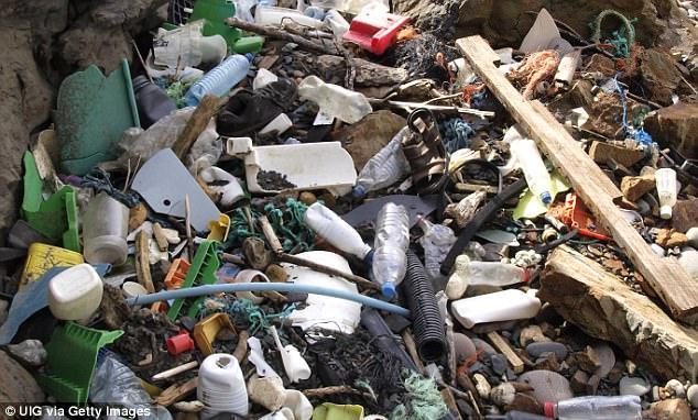 Пластиковые пляжи Великобритании