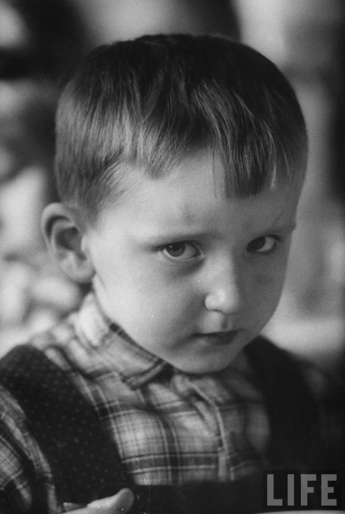 Советский детский сад 1960 года глазами фотографа LIFE
