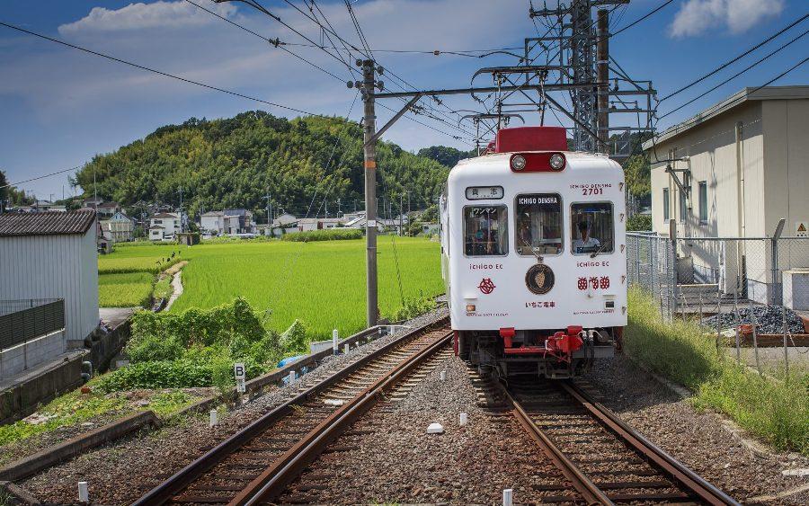 Экскурсионные поезда в Японии