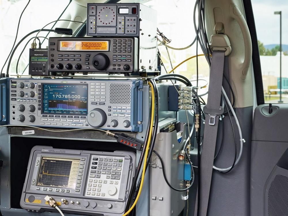 Зона радиомолчания, где запрещены мобильная связь и интернет