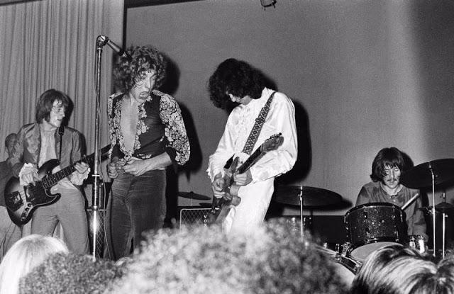 Культовые рок-группы в самом начале карьеры