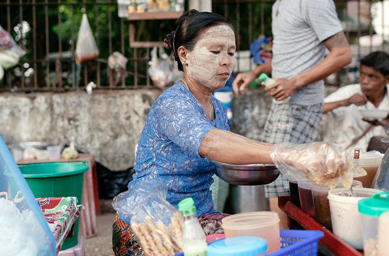 Интересные особенности менталитета бирманцев