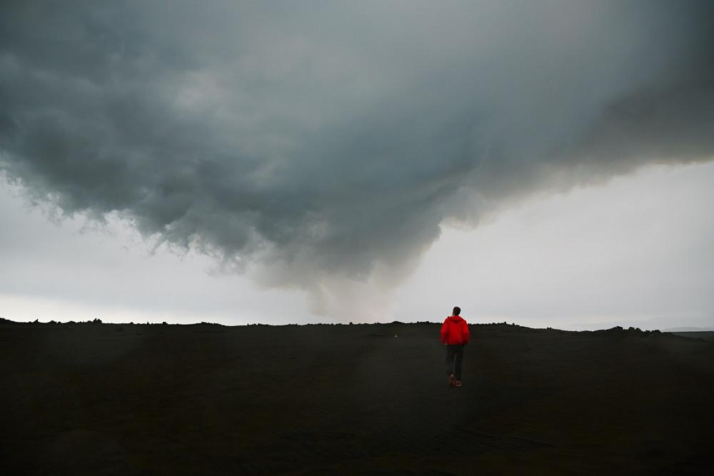 Лава на фотографиях Акселя Сигурдарсона