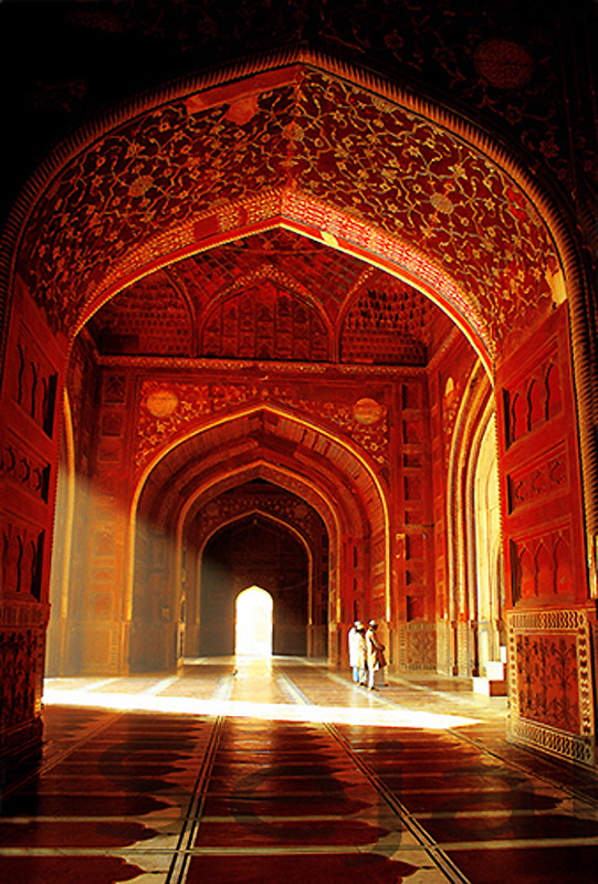 Потрясающие атмосферные фото из Индии