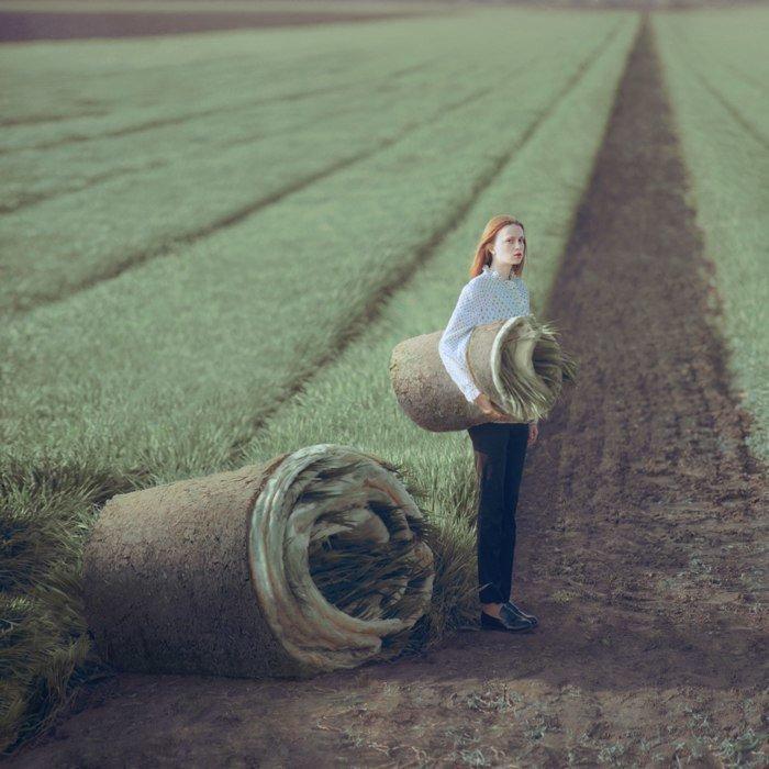 Мир сюрреализма в фотографиях киевского фотографа Олега Оприско