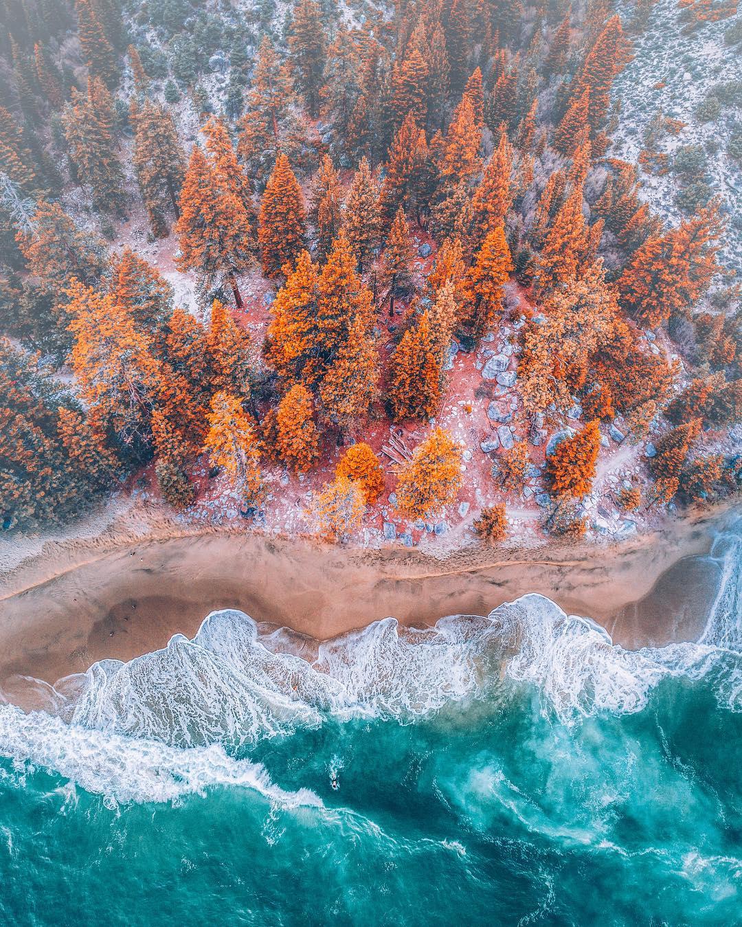 Потрясающие аэрофотоснимки от Ниаза Уддина