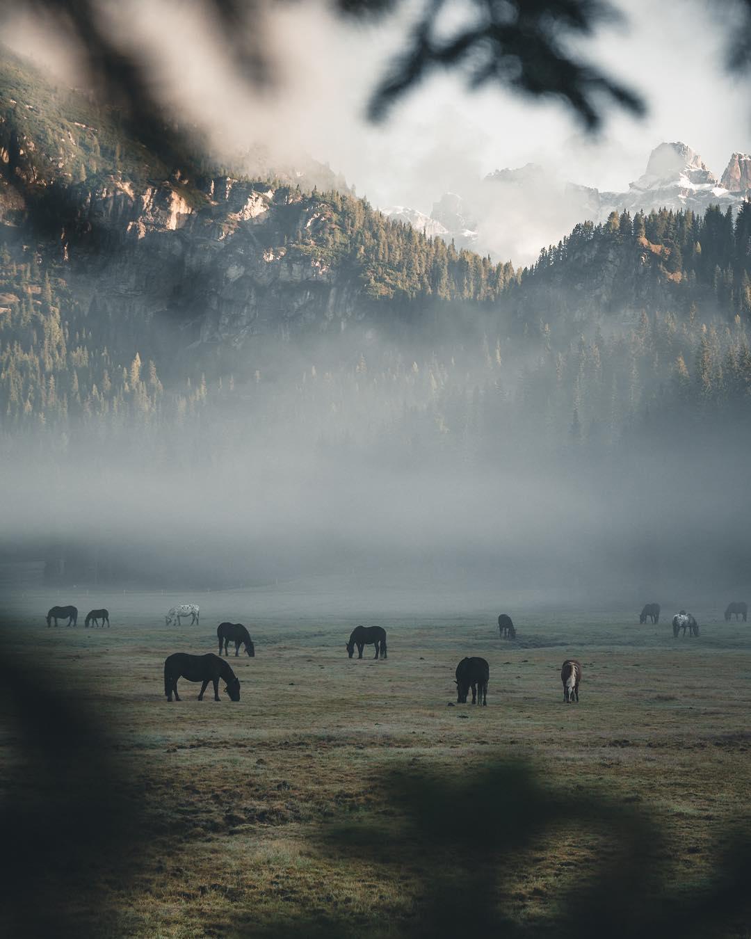 Потрясающие путешествия и пейзажи на снимках Янни Лааксо