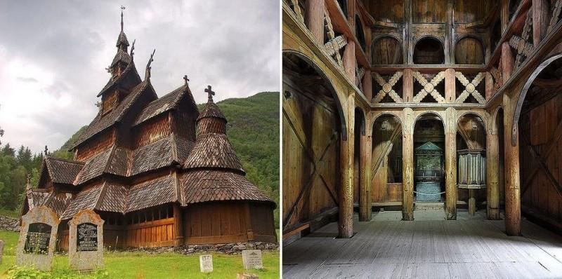 Самые необычные церкви нашей планеты