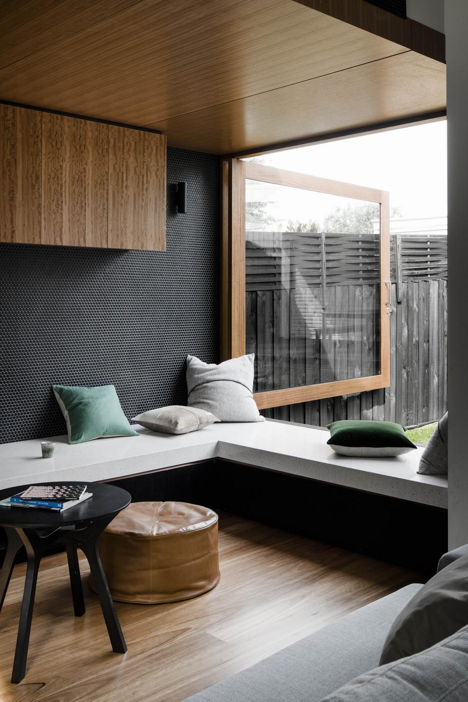 Современный дом для семьи в Мельбурне