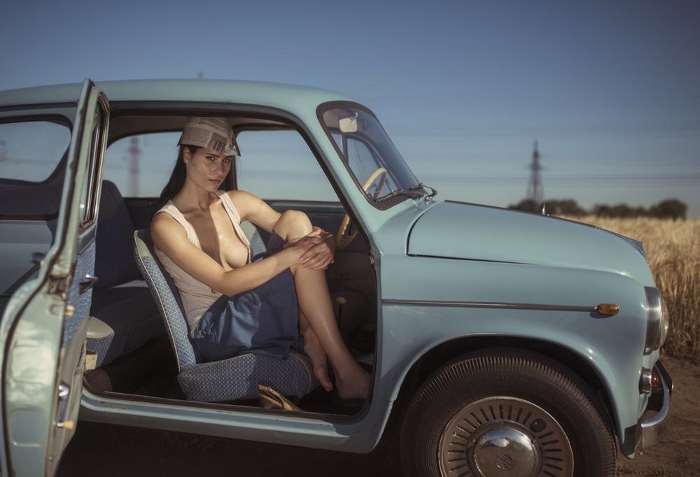 Веселые эротические снимки от Дэвида Дубнитского