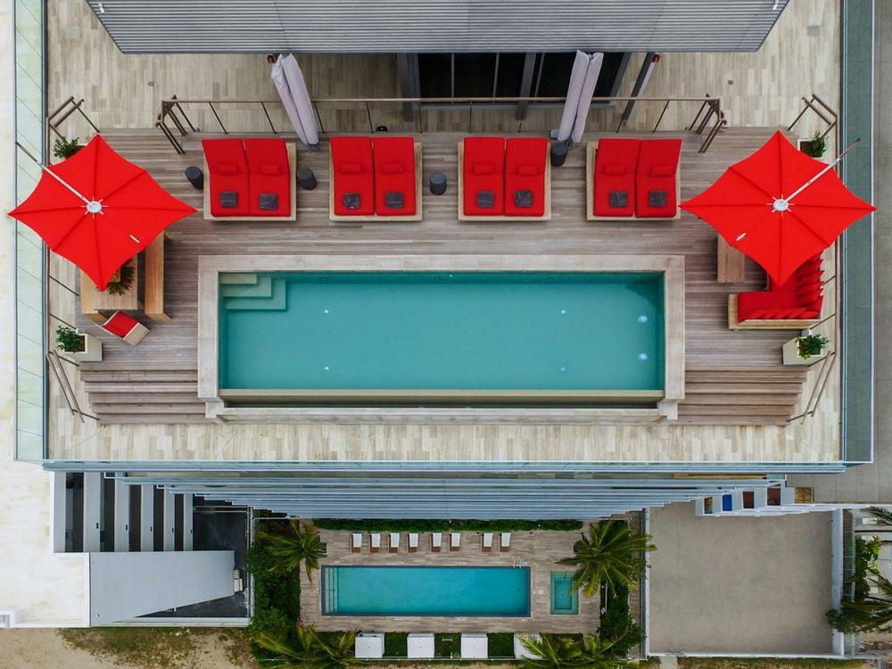Эксклюзивный пентхаус в Майами Бич