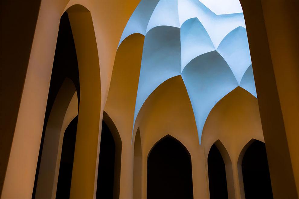 Работы победителей конкурса архитектурной фотографии