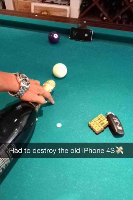 Дети из неприлично богатых семей делятся снимками