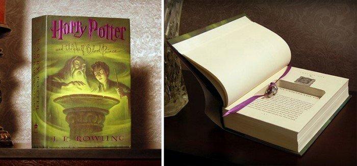 Книжки-сейфы с секретом от Кары Уитэм