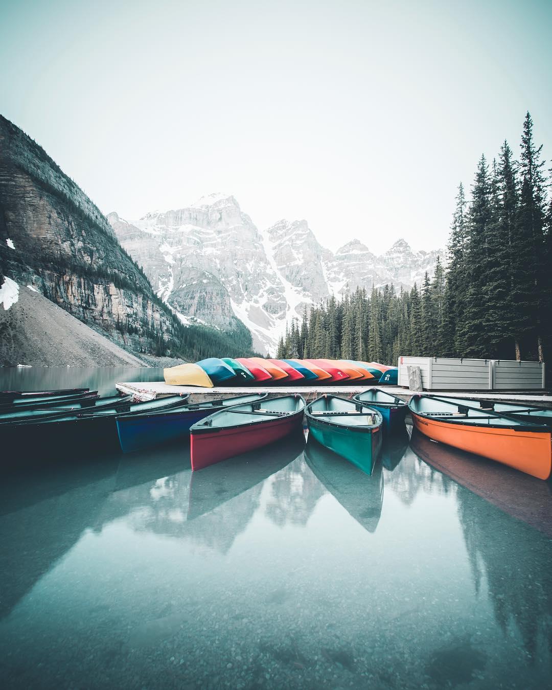 Красивые пейзажные фотографии от Joe Altwies