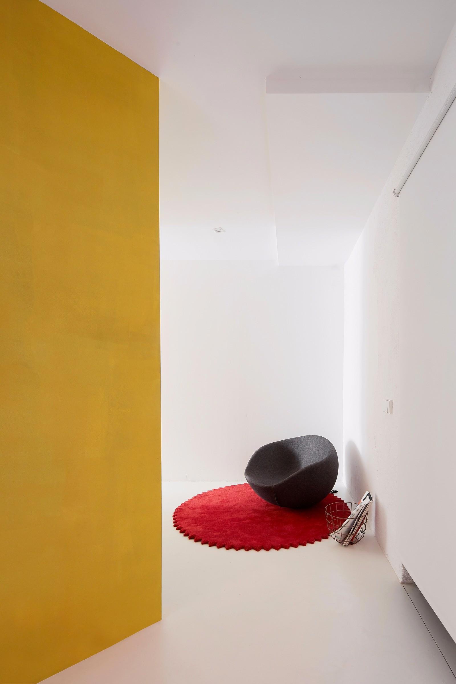 Двухуровневая квартира в Барселоне