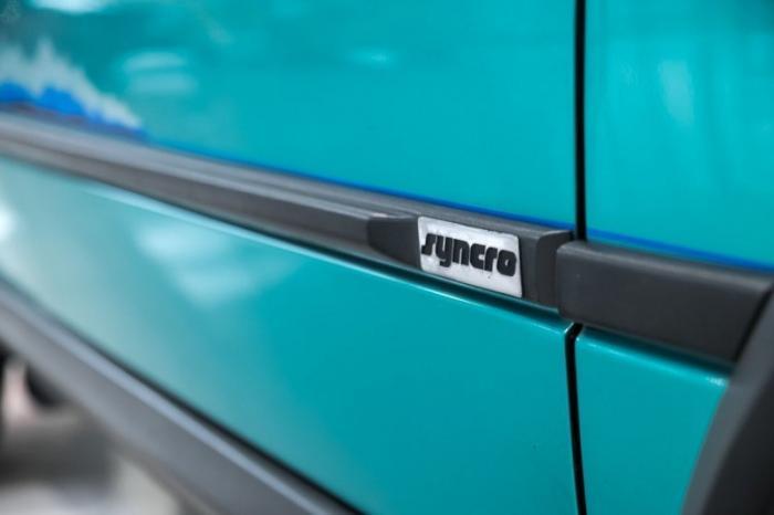 VW Golf Country Syncro из Голландии