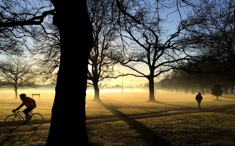 Через туман