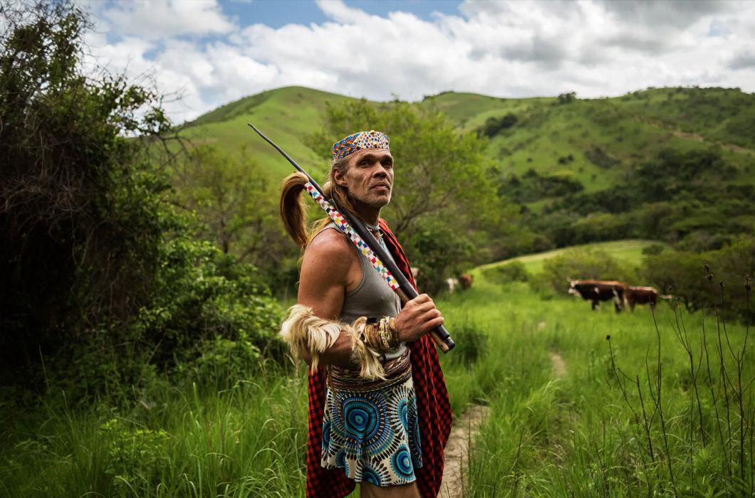 Народные целители в ЮАР