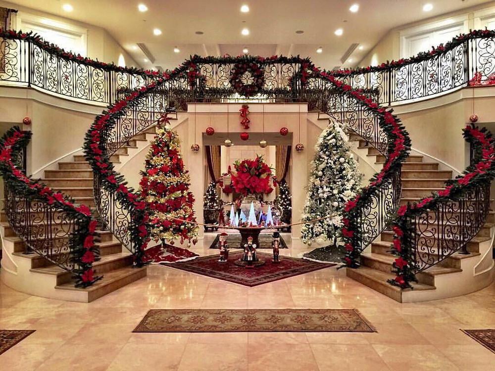 Рождественские каникулы богатых детишек Лондона