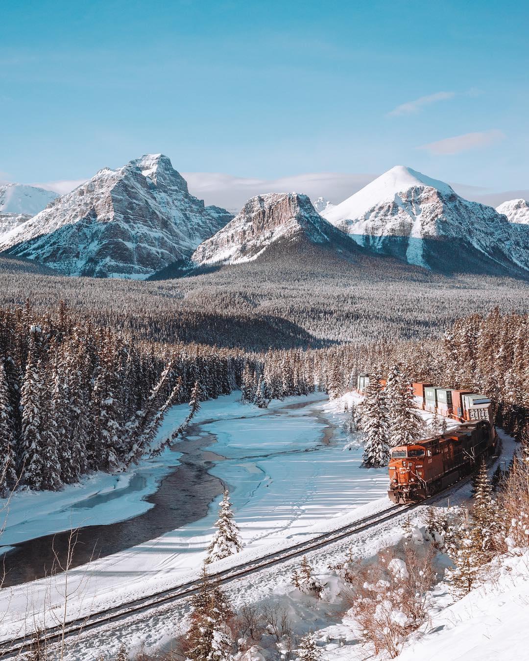 Пейзажи и путешествия на снимках Стевина Тучивски
