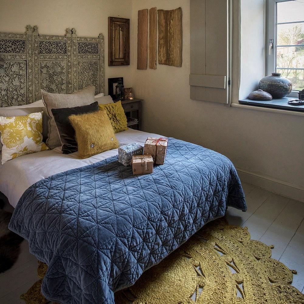 Уютный особняк в Великобритании