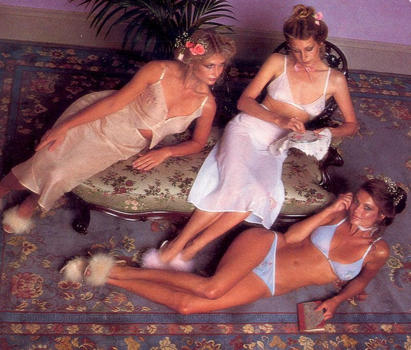 Каталог белья Victoria's Secret 1979 года