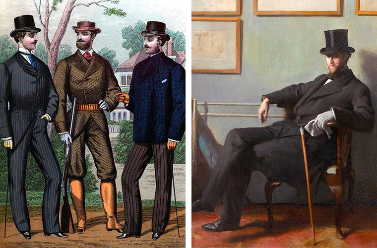 История появления штанов