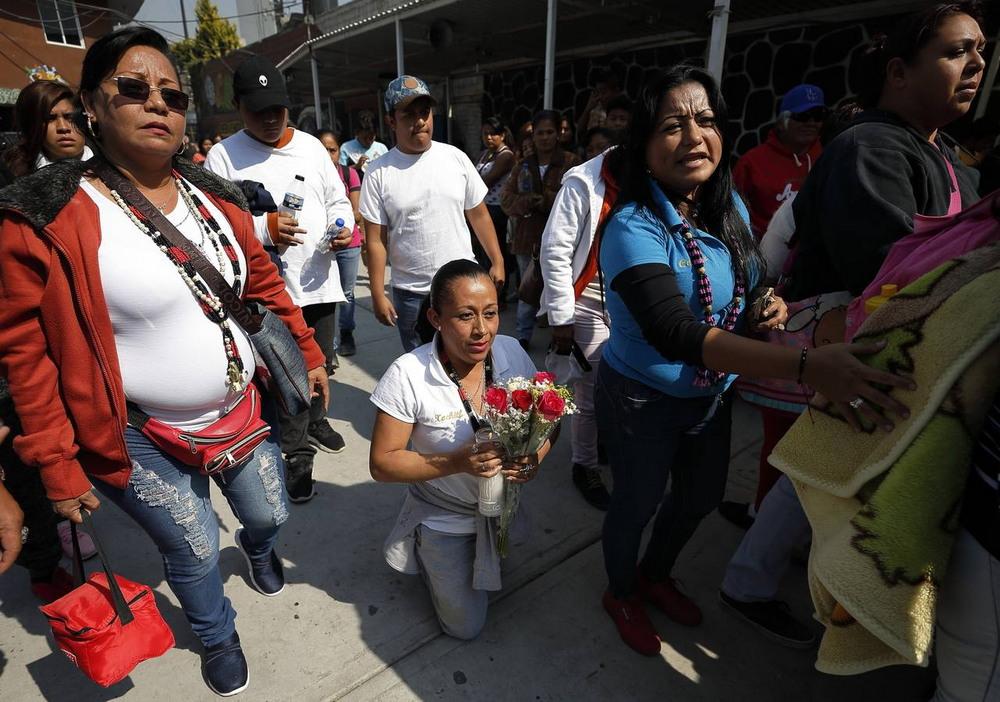 Культ Святой Смерти в Мексике